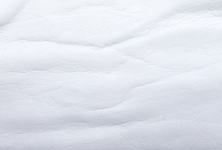 cracklier: Simple white texture of leather Stock Photo
