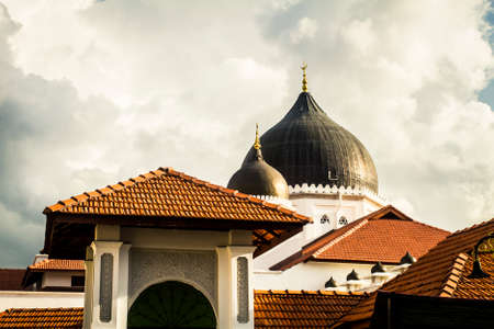 Mosque in Penang, Malaysia