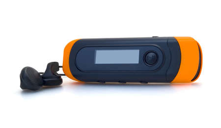 MP3 player Stock Photo