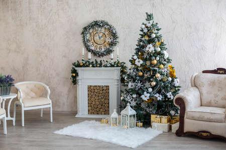 크리스마스 인테리어 스톡 콘텐츠