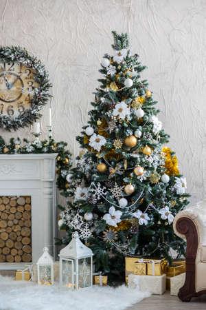 Christmas interior Imagens - 38303251