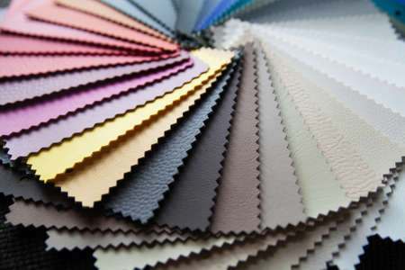 colored leather Imagens - 38303802