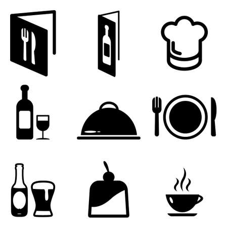 pizza chef: Restaurant Icons