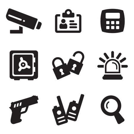 tresspass: Security Icons