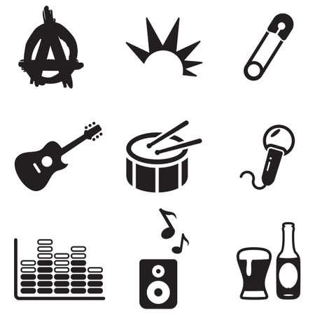 symbol: Punk Icons