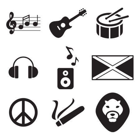 reggae: Reggae Icons