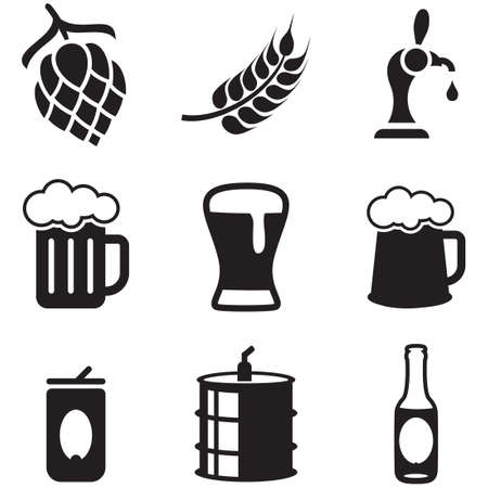 on tap: Beer Icons