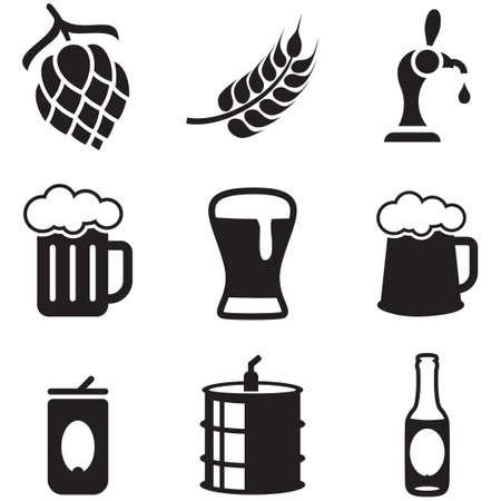 6 pack beer: Beer Icons