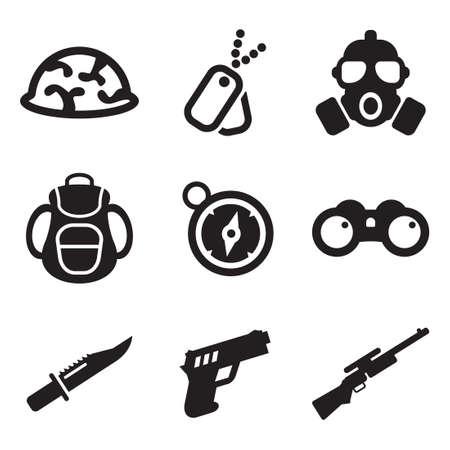 dog tag: Commandos Icons