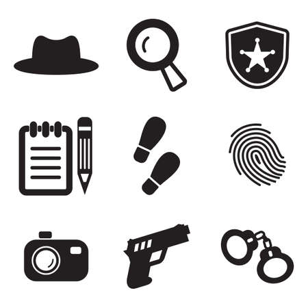 holmes: Detective Icons
