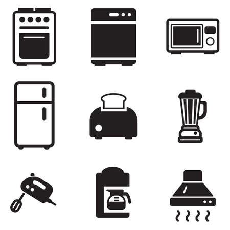 Küchengeräte Standard-Bild - 47307573
