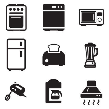 stoves: Kitchen Appliances