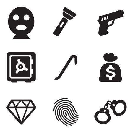 pry: Thief Icons
