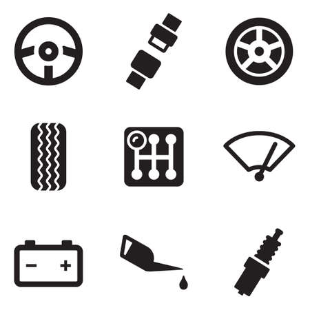 manual: Car Icons