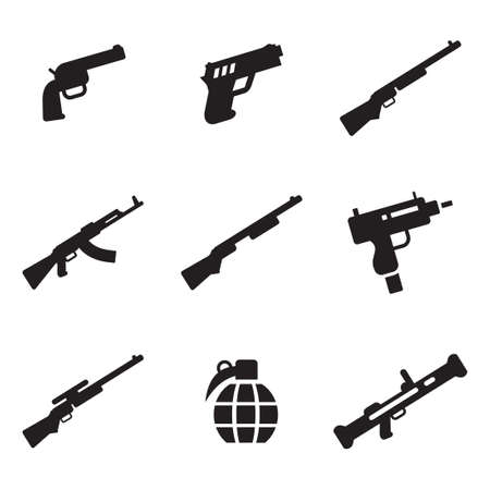 pistola: Armas Iconos