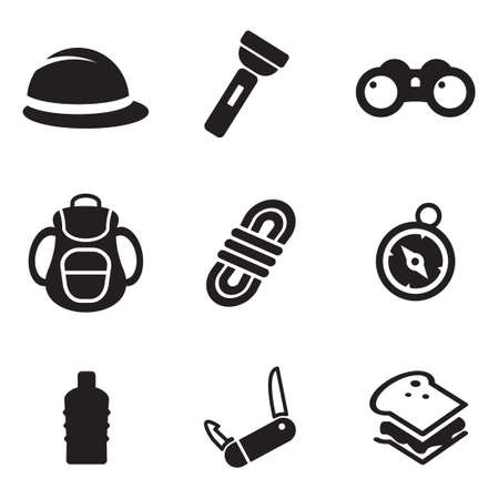 mountain peek: Expedition Icons