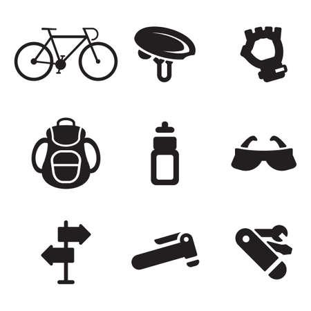 biking glove: Biking Icons