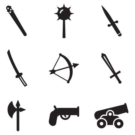 Old Weapons Icons