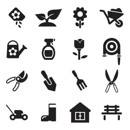 scissors cut: Gardening Icons
