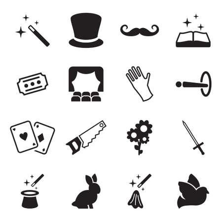 Magic Icons Ilustração
