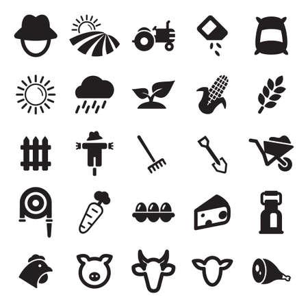 muck: Farm Icons