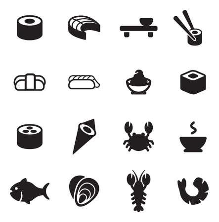 sushi: Sushi Icons