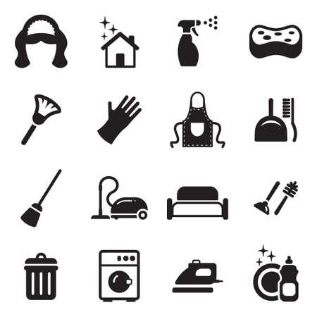 Maid Icons