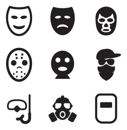 ladron: Iconos de la máscara