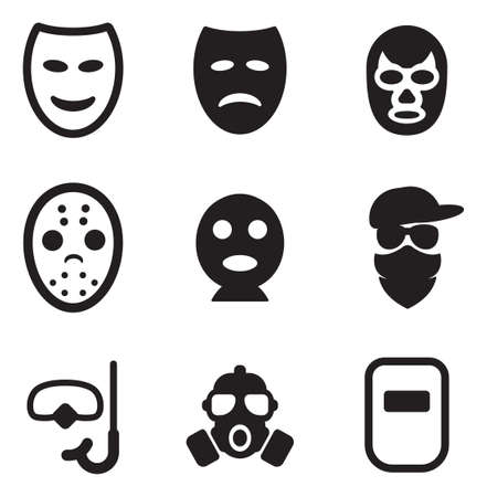 welding mask: Mask Icons