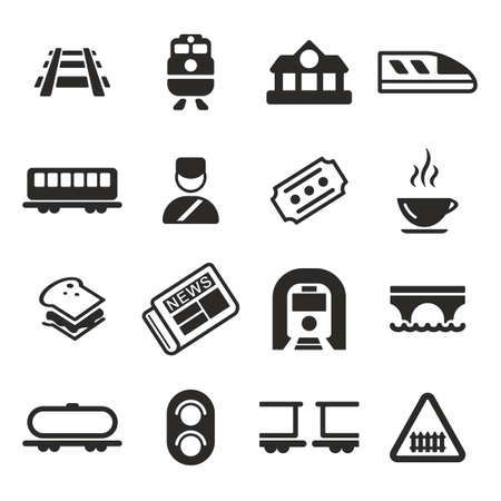 Railroad Icons