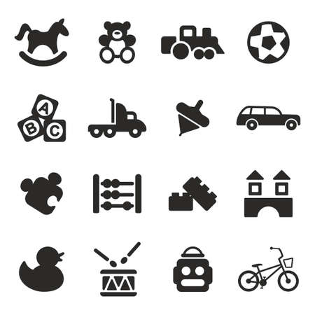duck toy: Toys Icons