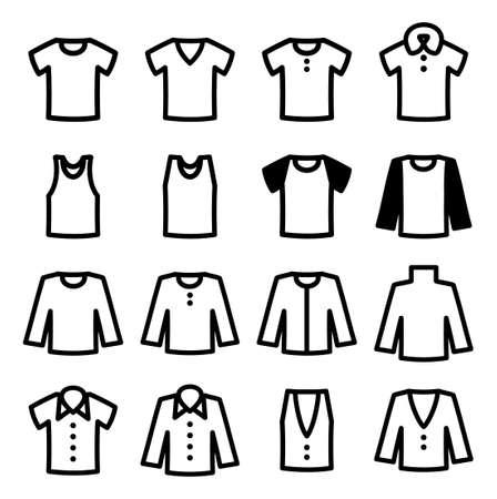 button up shirt: Shirt Icons