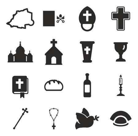różaniec: Ikony Watykańskie