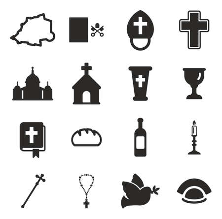 rosary: Vatican Icons