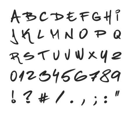 e u: Graffiti Font