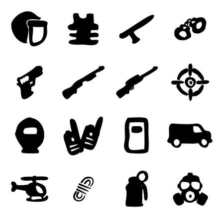 swat: SWAT Icons Freehand Fill