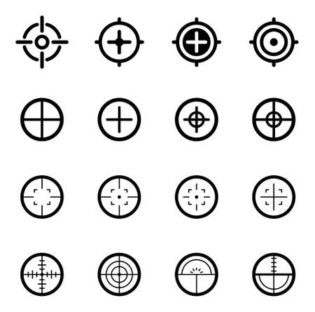 airforce: Crosshair Icons