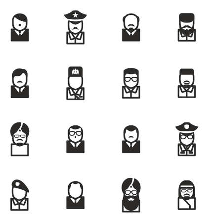 Avatar Icons Famous Dictators