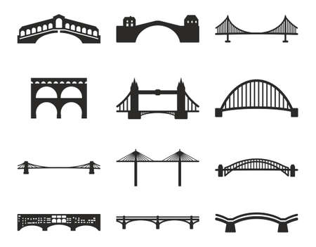millau: Bridge Icons