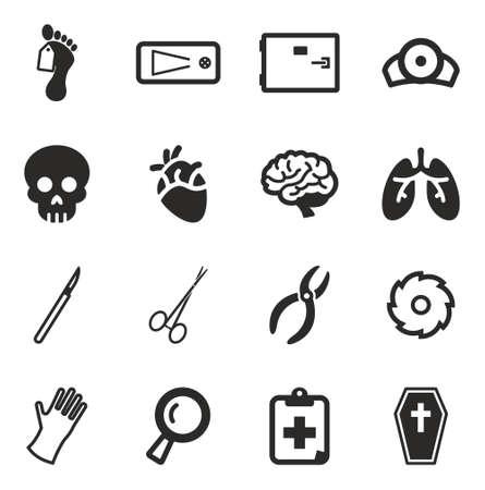 morgue: Morgue Icons