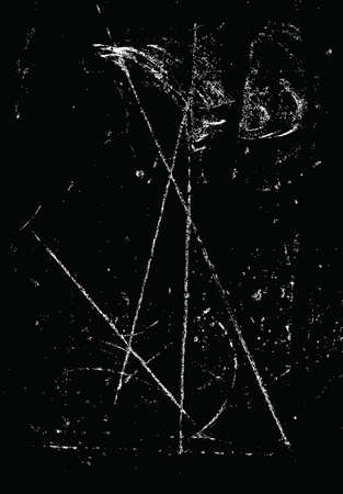 scratched: Scratched Background Black