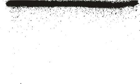 Spray Paint High Detail Abstract Vector Background Set 06 Vectores
