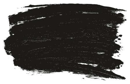 Sponge Paint High Detail Abstract Vector Background & Lines Set 67 Ilustração