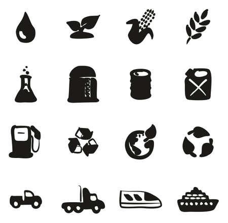 Art & Art Equipment Icons Freehand Fill