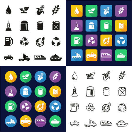 Art & Art Equipment Icons All in One Icons Black & White Color Flat Design Freehand Set