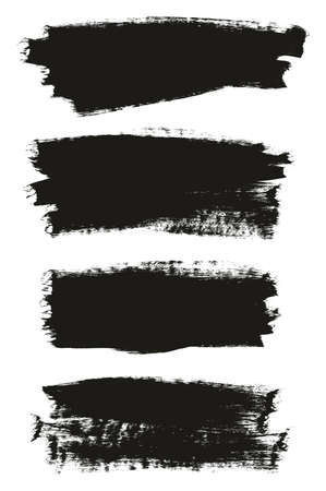 Calligraphy Paint Brush Background High Detail Abstract