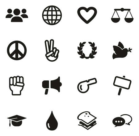 Human Rights Icons