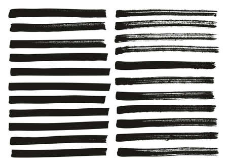 Tagging Marker Medium Lines High Detail Abstract Vector Background Set 73 Ilustração