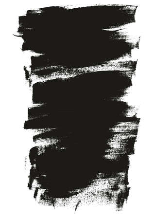 Calligraphy Paint Wide Brush Background Long High Detail Abstract Vector 일러스트