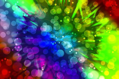 Colorful bokeh effect fine prints background 写真素材 - 120216470